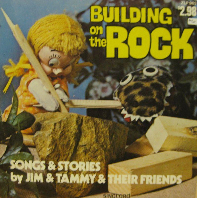 Jim & Tammy-Building On The Rock-Singchord-Vinyl LP