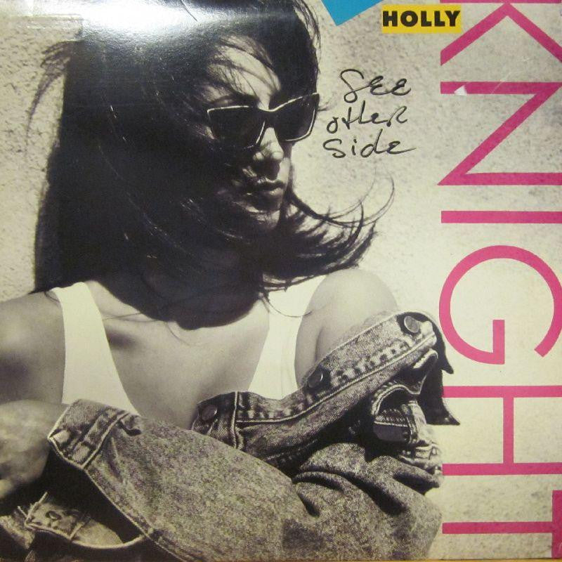 Holly Knight-See Other Side-Columbia-Vinyl LP