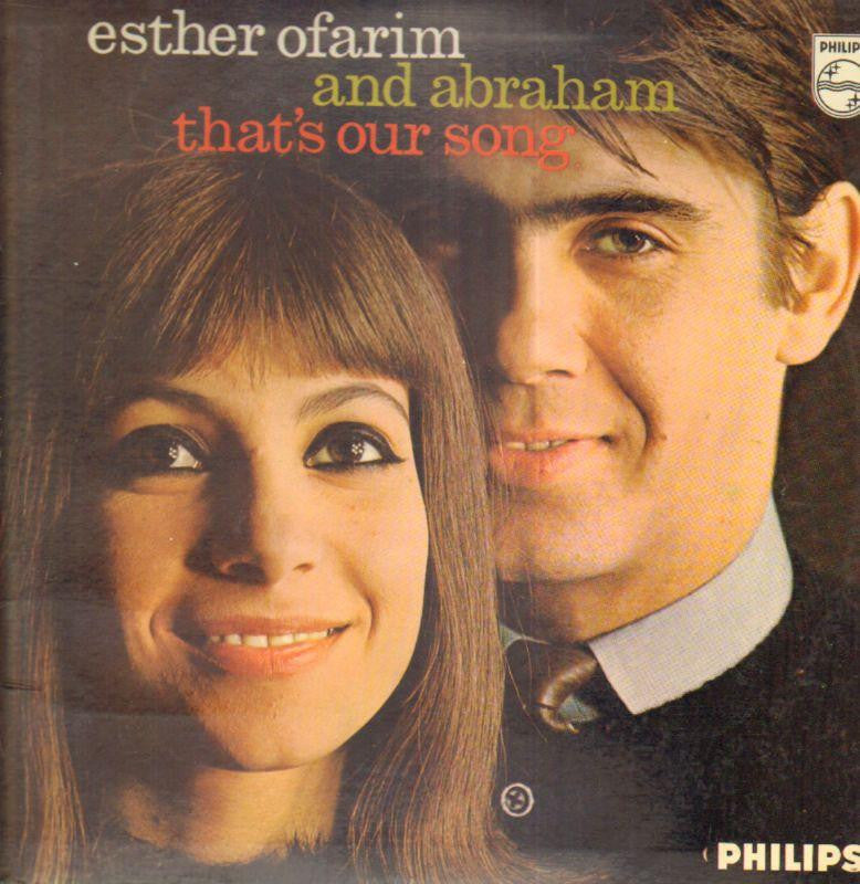 Esther Ofarim & Abi Ofarim-That's Our Song-Philips-Vinyl LP