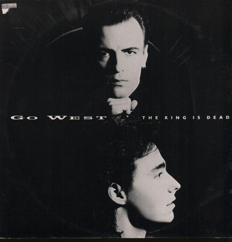 "Go West-The King Is Dead-Chrysalis-12"" Vinyl P/S"