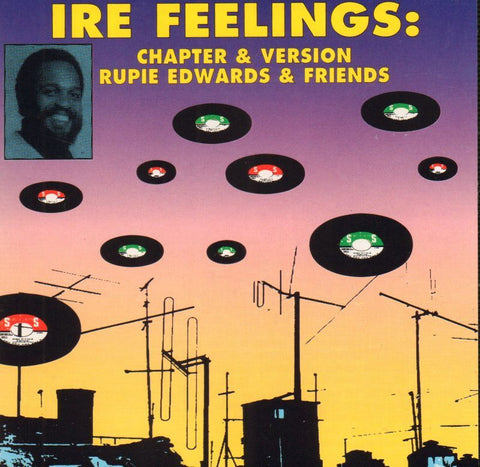 Rupie Edwards-Ire Feelings-Trojan-CD Album
