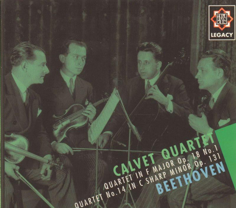 Beethoven-String Quartets, Op.131-CD Album