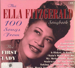 Ella Fitzgerald-Best Of Songbook-CD Album
