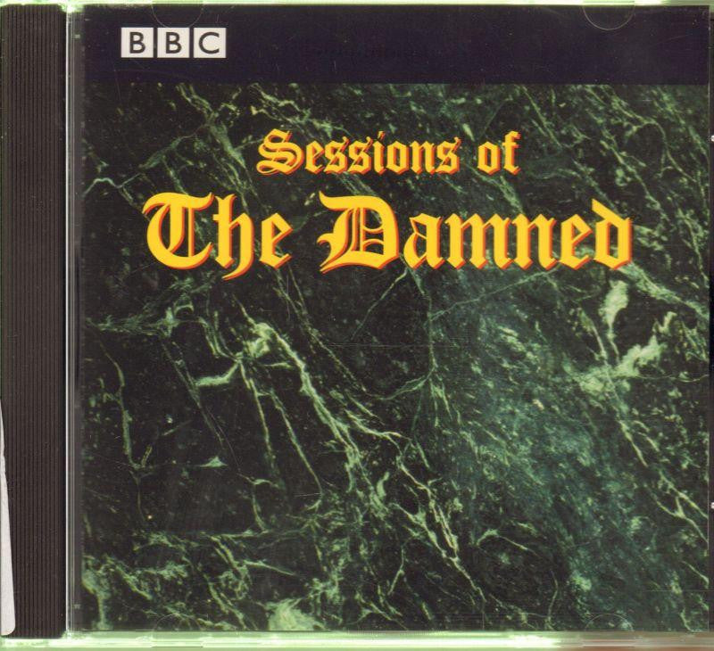 Damned-Sessions Of The Damned: Bbc Music-CD Album