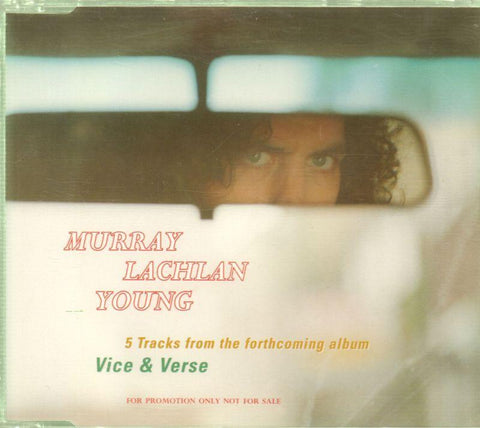 Murray Lachlan Young-Vice & Verse Sampler-CD Album