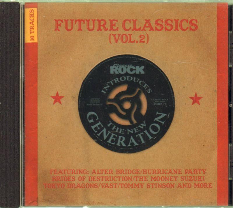 Various Rock-Future Classics Vol.2-CD Album