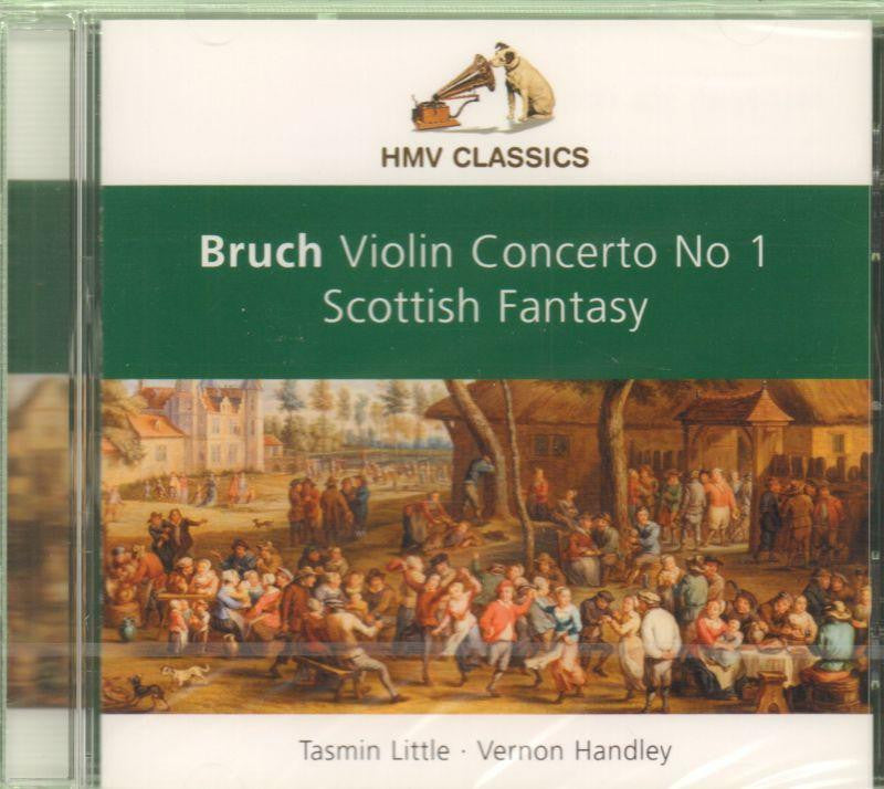 Bruch-Violin Concerto No.1-CD Album