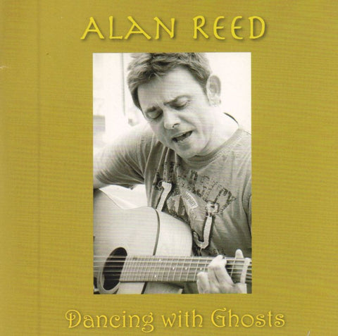 Alan Reed-Dancing With Ghosts-Red Dwarf-CD Album