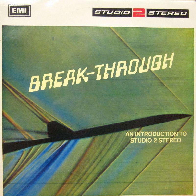 Break-Through-An Introduction to Studio 2 Stereo-Columbia-Vinyl LP