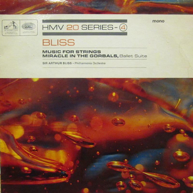 Bliss-Music For Strings-HMV-Vinyl LP