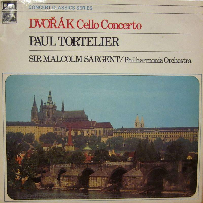 Dvorak-Cello Concerto-HMV-Vinyl LP