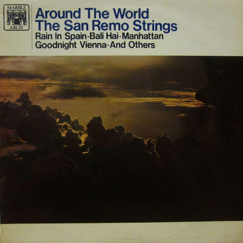 San Remo Strings-Around The World-Marble Arch-Vinyl LP
