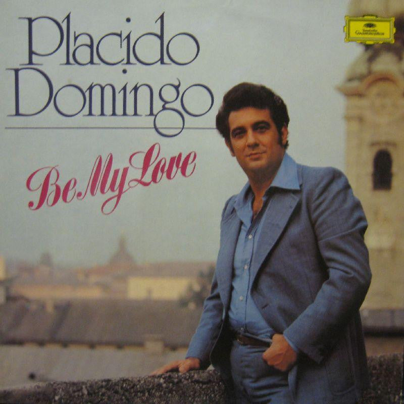 Placido Domingo-Be My Love-Deutsche Grammophon-Vinyl LP