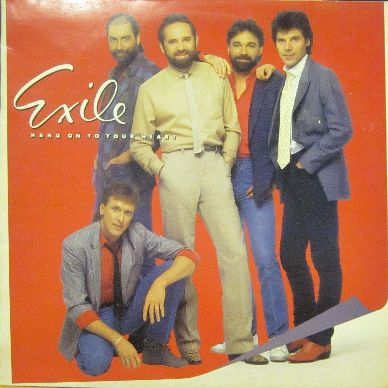 Exile-Hang On To Your Heart-CBS-Vinyl LP