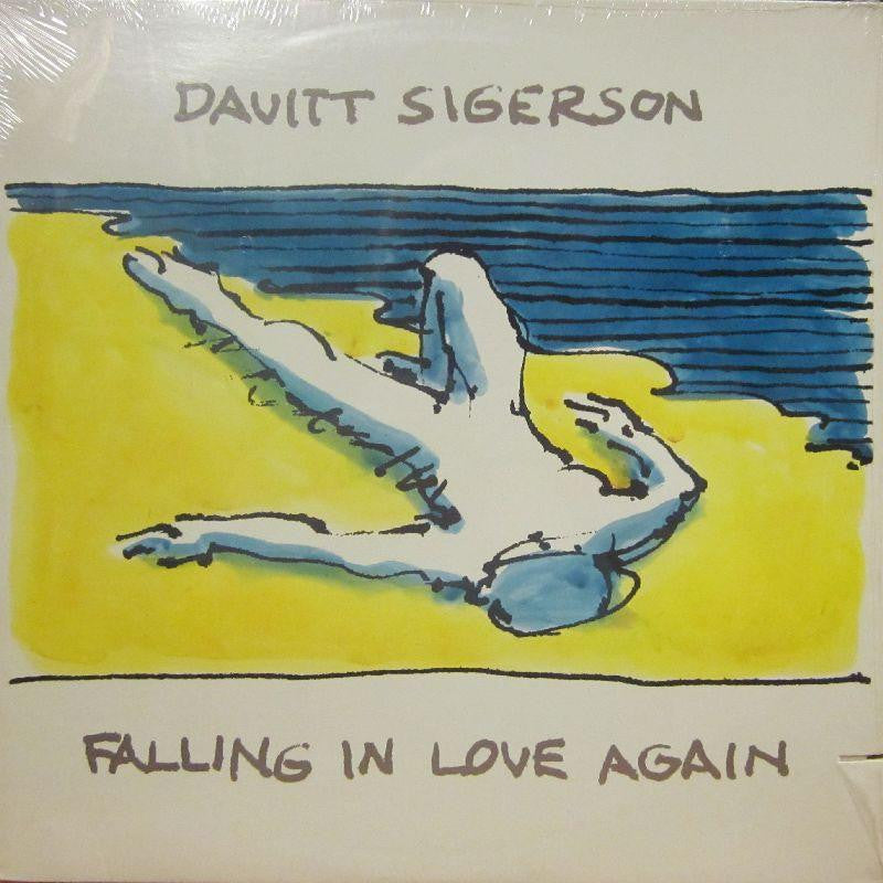 Davitt Sigerson-Falling In Love Again-Ze-Vinyl LP