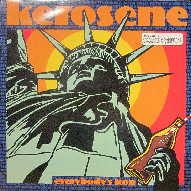 "Kerosene-Everybody's Icon-East West-12"" Vinyl"