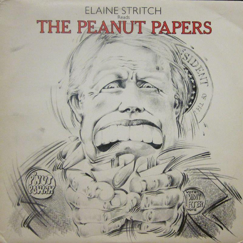 Elaine Stritch-The Peanut Papers-Electric-Vinyl LP