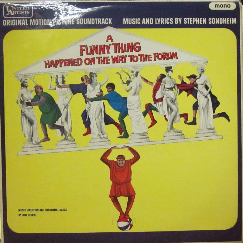 "Various OST-A Funny Thing Happened On The Way To The Forum-United Artist-2x12"" Vinyl LP"