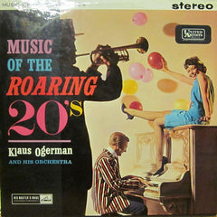 "Klaus Ogerman-Music Of The Roaring 20's-United Artist-2x12"" Vinyl LP"
