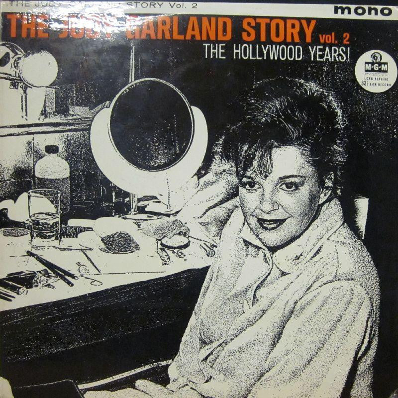 "Judy Garland-The Story Vol.2: The Hollywood Years-MGM-2x12"" Vinyl LP"