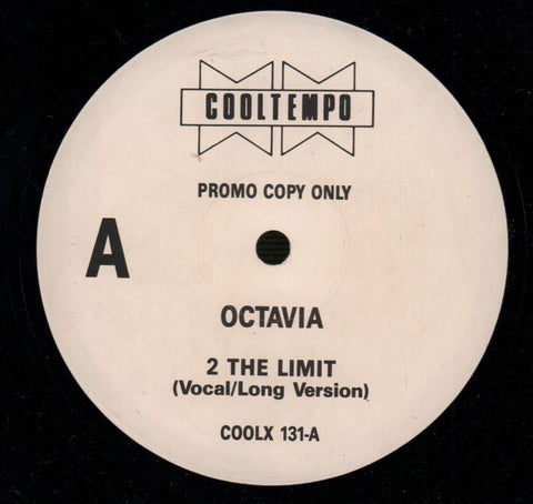 "Octavia-2 The Limit-Cooltempo-12"" Vinyl"