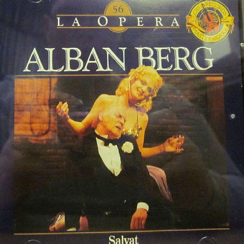 Alban Berg-Wozzeck-CBS-CD Album