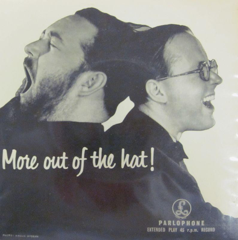"Flanders And Swann-More Out of the Hat-Parlophone-7"" Vinyl"