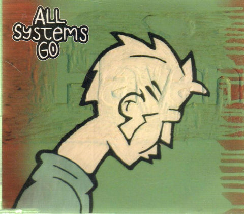 All Systems Go-Tell Vicky -CD Album