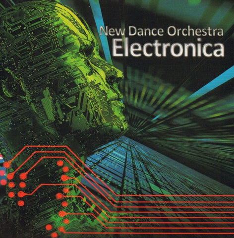 New Dance Orchestra-Electronica-White Knight-CD Album
