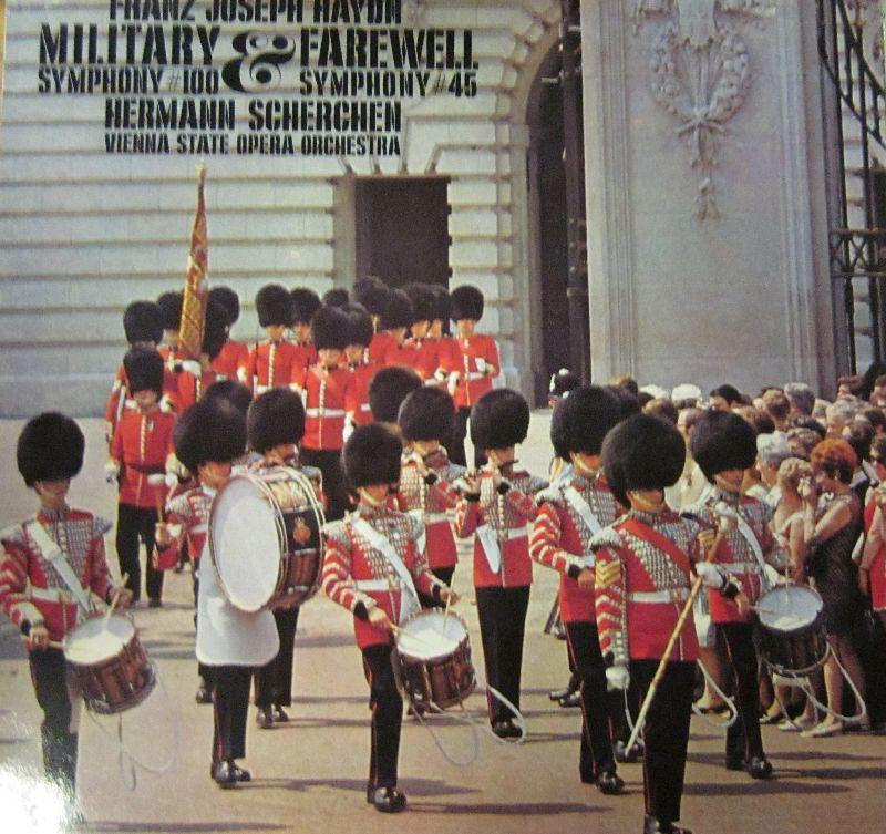 Franz Joseph Haydn-Military & Farewell-ABC Westminster Gold-Vinyl LP