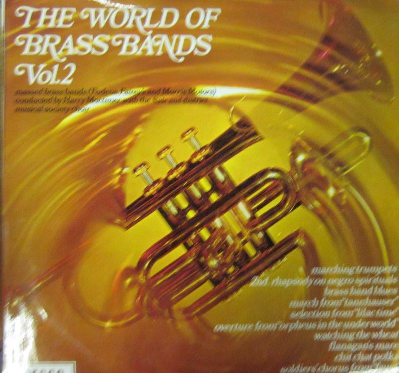 Various Military-The World of Brass Bands Vol. 2-Decca-Vinyl LP