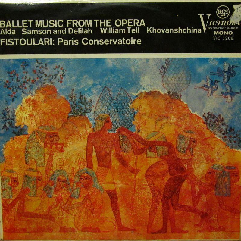 Ballet Music-From The Operas-RCA-Vinyl LP