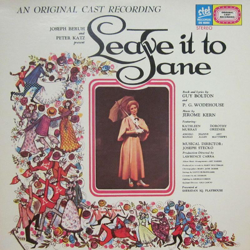 Various OST-Leave It To Jane-Stet-Vinyl LP