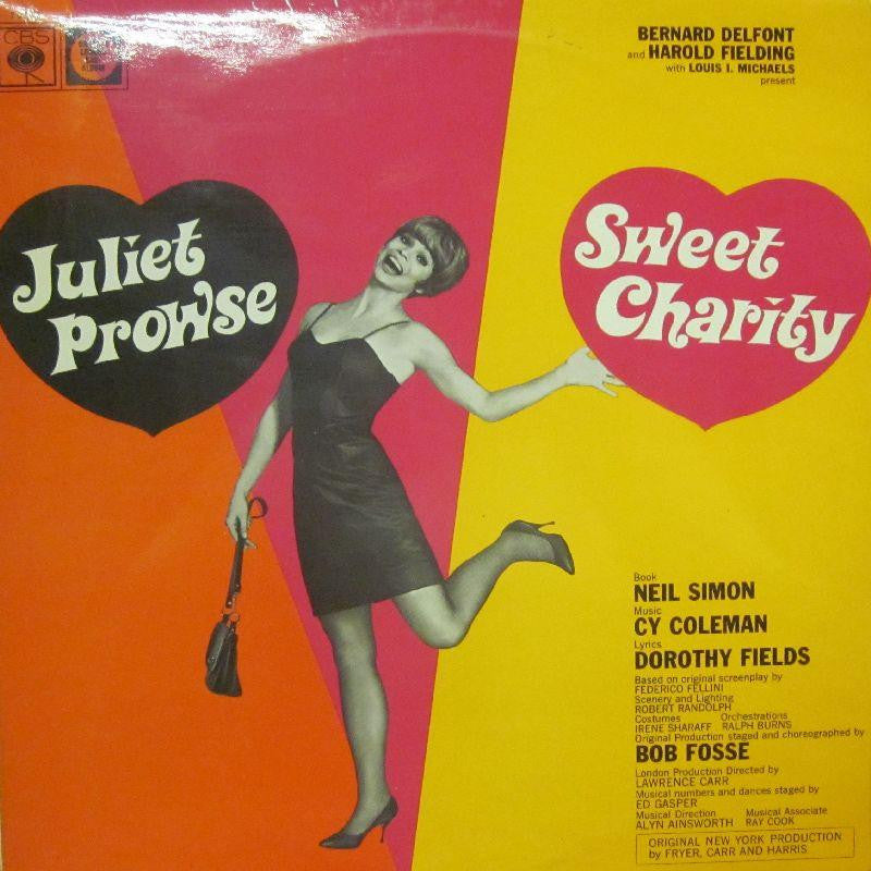Various OST-Sweet Charity-Juliet Prowse-CBS-Vinyl LP