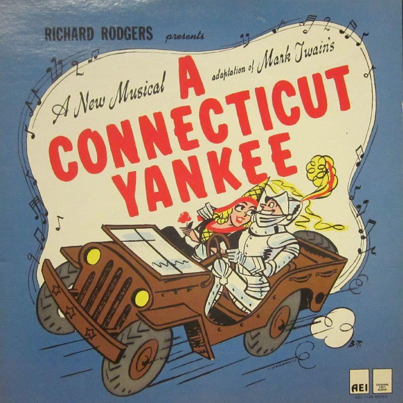 Various OST-A Connecticut Yankee-AEI-Vinyl LP Gatefold