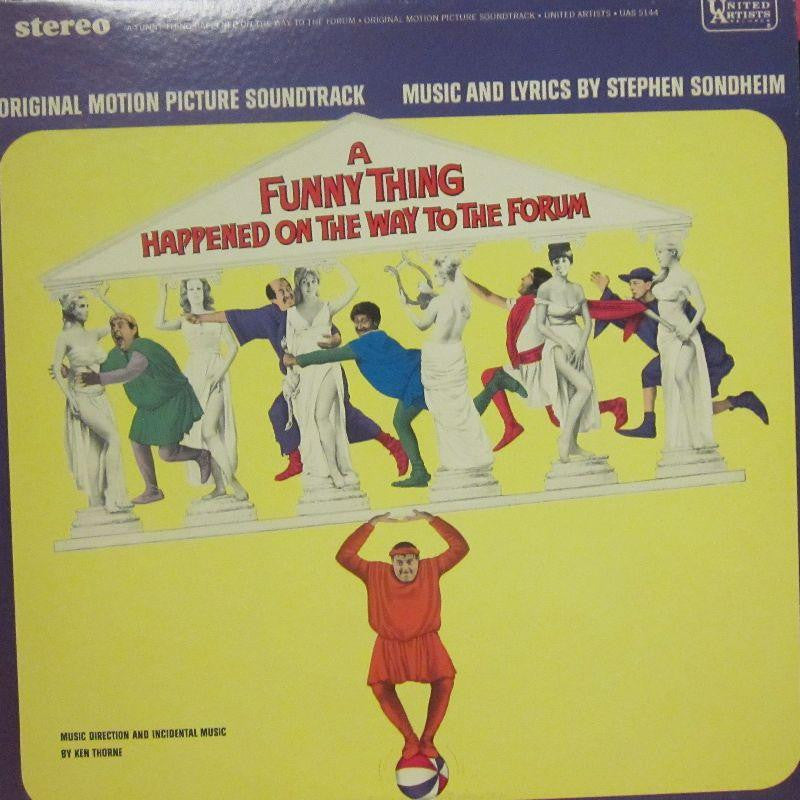 Various OST-A Funny Thing-United Artist-Vinyl LP