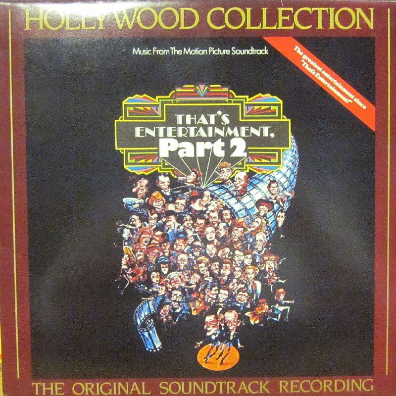 Various OST-That's Entertainment Part 2-CBS-Vinyl LP