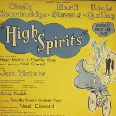 D J Shortcut-High Spirits-Pye-Vinyl LP Gatefold