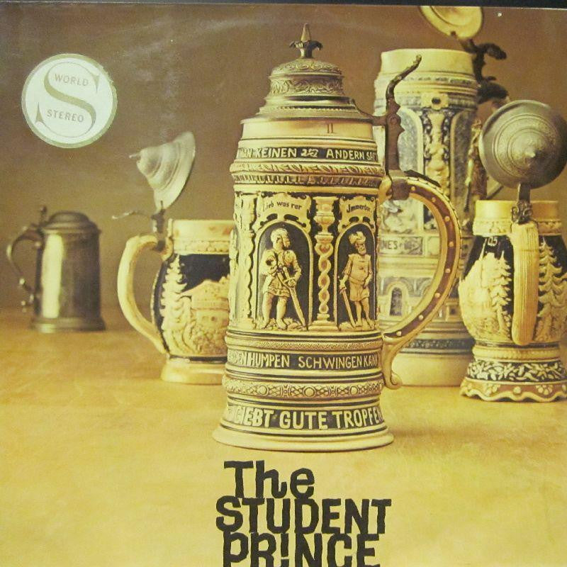 Various OST-The Student Prince-World Record Club-Vinyl LP