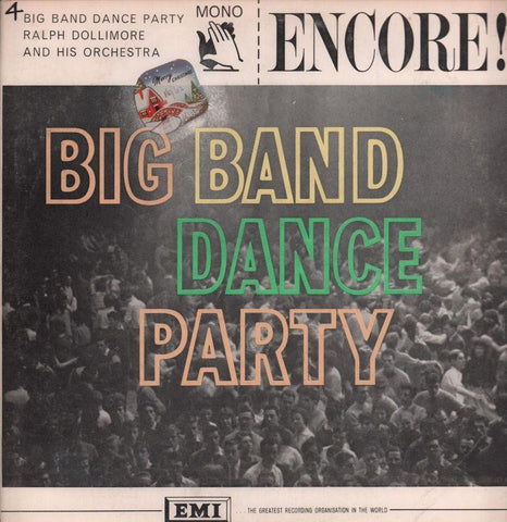 Ralph Dollimore-Big Band Dance Party-Encore-Vinyl LP