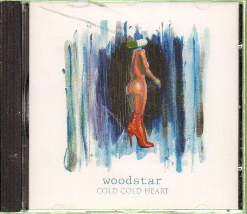 Woodstar-Cold Cold Heart-CD Single