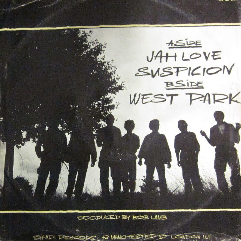 "Weapon of Peace-Jah Love-Safari-12"" Vinyl"