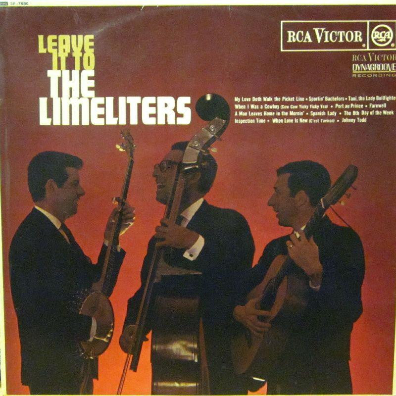The Limeliters-Leave It To-RCA-Vinyl LP