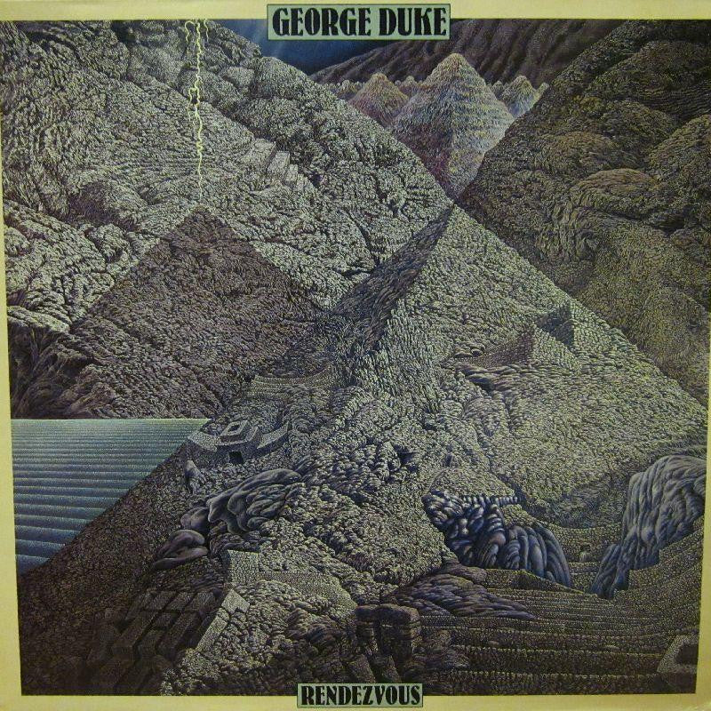 George Duke-Rendezvous-Epic-Vinyl LP