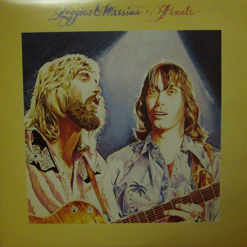"Loggins & Messina-Finale-CBS-2x12"" Vinyl LP Gatefold"