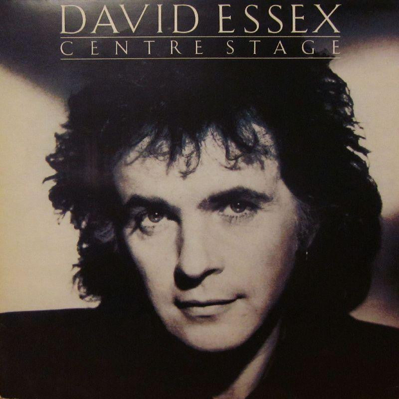 David Essex-Centre Stage-K Tel-Vinyl LP