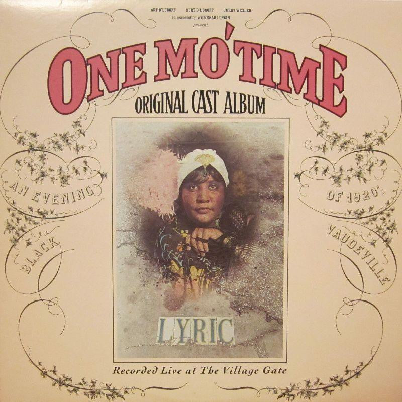 One Mo'time-Live At The Village Gate-Warner-Vinyl LP