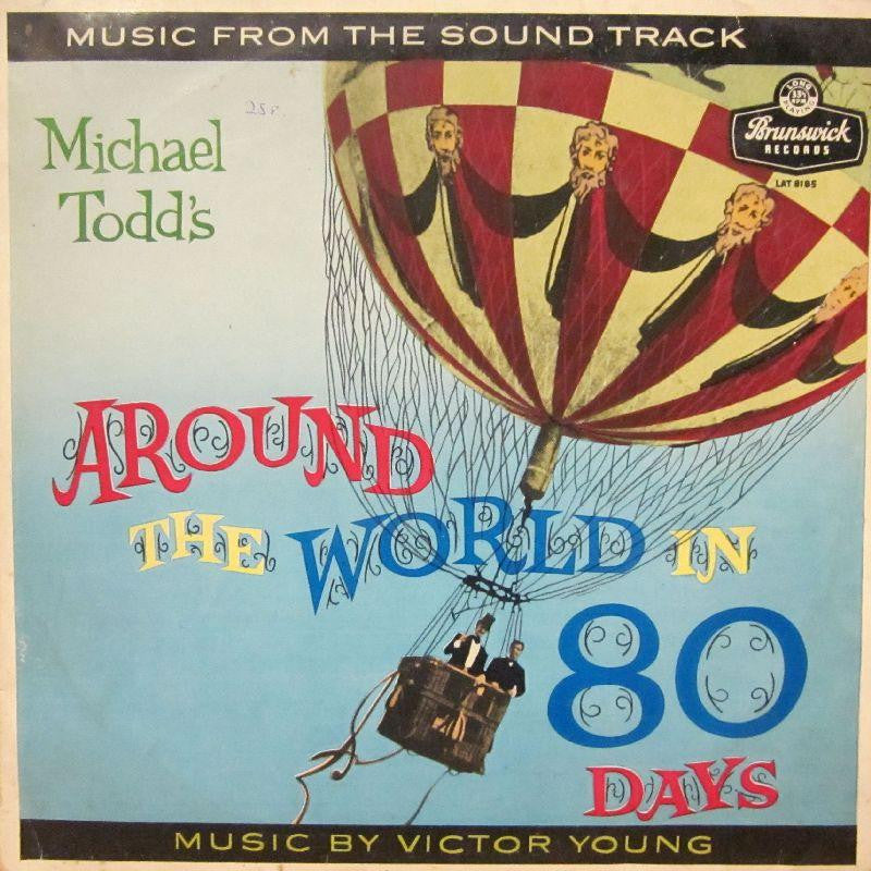 Victor Young-Around The World In 80 Day's-Brunswick-Vinyl LP