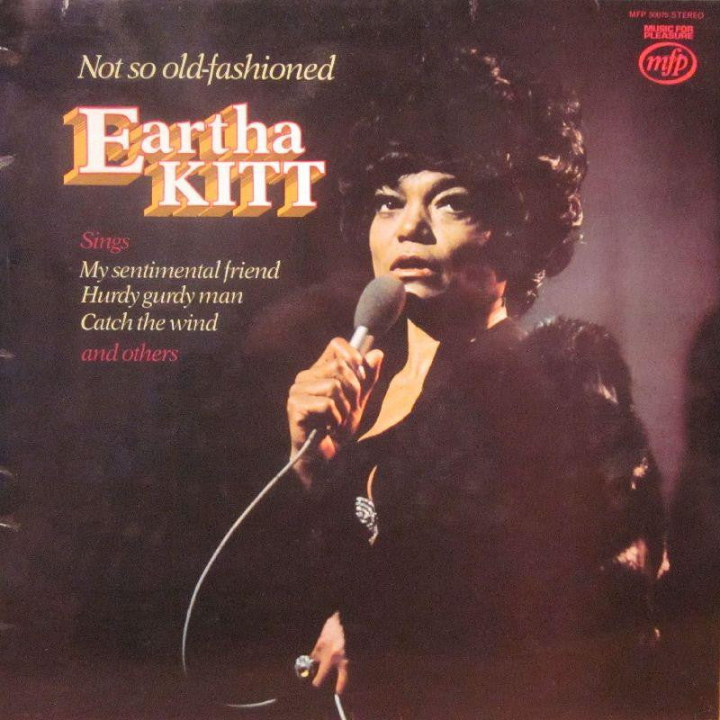 Eartha Kitt-Not So Old Fashioned-MFP-Vinyl LP