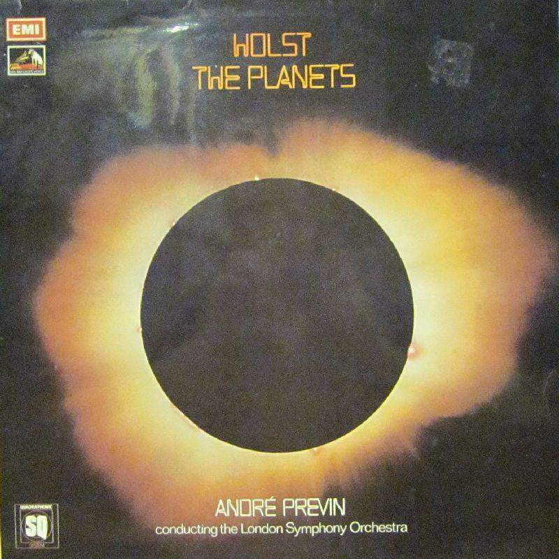 Holst-The Planets-HMV-Vinyl LP